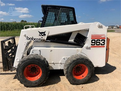 BOBCAT 963 For Sale - 3 Listings | MachineryTrader com - Page 1 of 1