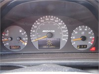 2002 MERCEDES-BENZ CLK55 184775 KMS
