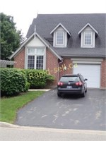 Guelph Freehold Townhouse Real Estate Auction