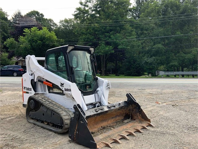 2014 BOBCAT T590 For Sale In Johnstown, Pennsylvania | www
