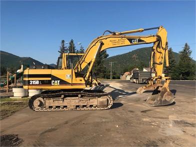 Excavators For Sale In Montana - 139 Listings