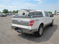 2010 FORD F150 325056 KMS