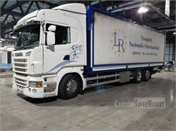 Scania R400  Usato