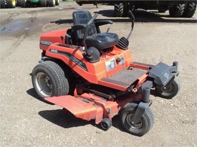 KUBOTA Zero Turn Lawn Mowers For Sale - 1250 Listings | TractorHouse