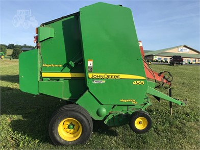 John Deere Round Balers For Sale In Virginia - 38 Listings
