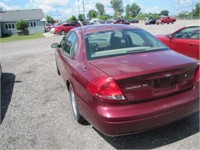 2007 FORD TAURUS 154202 KMS