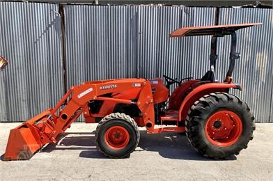 KUBOTA MX5200 For Sale - 147 Listings | TractorHouse com