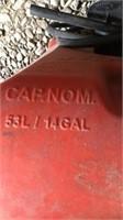 14 gallon gas caddy