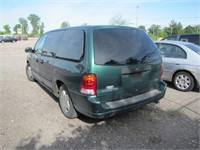 2003 FORD WINDSTAR 354113 KMS