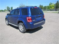 2008 FORD ESCAPE 321953 KMS
