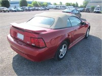 2002 FORD MUSTANG 213300KMS