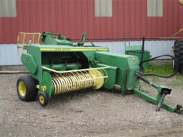 JOHN DEERE 336 For Sale In Bellville, Ohio