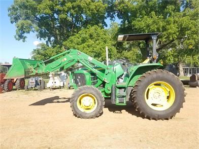 JOHN DEERE 6100 For Sale - 18 Listings | TractorHouse com
