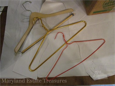 COAT CLOTHING HANGERS Other Items For Sale - 4 Listings