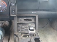1987 CHEVROLET CAMARO COUPE 248008 KMS