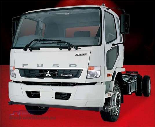 Fuso Fighter FM 4x2 1627 Steel Susp. XXLWB 9 Sp. MAN