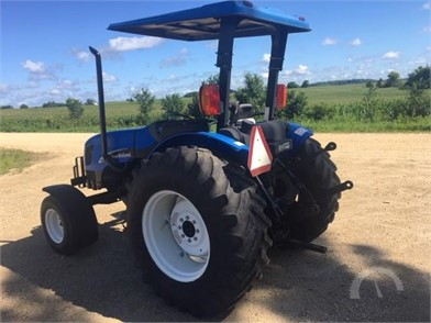 NEW HOLLAND 40 HP To 99 HP Tractors Online Auctions - 2 Listings