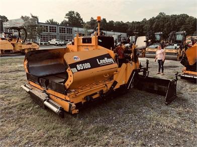 Construction Equipment For Sale By Reynolds-Warren Equipment