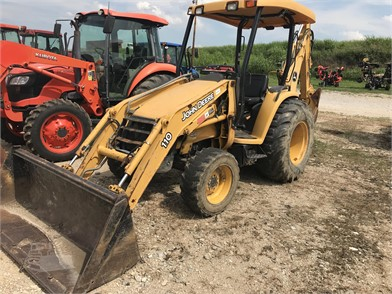 DEERE Loader Backhoes For Sale - 1711 Listings | MachineryTrader com