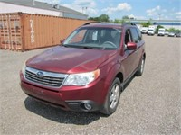 2010 SUBARU FORESTER 221572 KMS