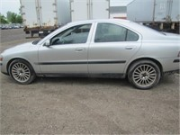 2004 VOLVO S60 269539 KMS