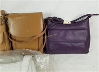 Lot Of Brand New Purses Handbags & Show Stretcher