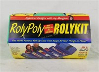 Roly Poly Rolykit Roll-up Case New