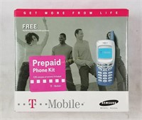 New T Mobile Samsung R225m Cellphone