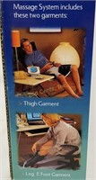 New Relaxor Perfect Touch Air Massage System