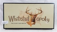 New Sealed Whitetail-oply Hunting Board Game