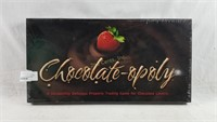 New Sealed Chocolate-oply Board Game