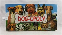 New Sealed Dog-oply Board Game