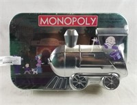 New Collectors Monopoly In Train Tin