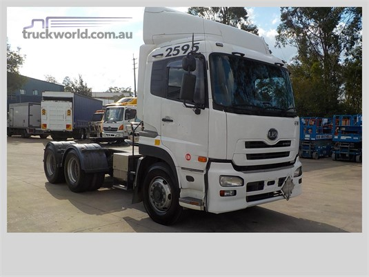 2010 UD GW470 Trucks for Sale