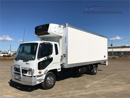 2017 Mitsubishi Fighter 1224 Carroll Truck Sales Queensland - Trucks for Sale
