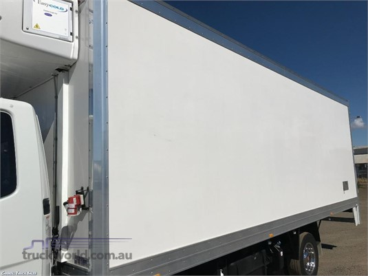 2017 Mitsubishi Fighter 1224 Carroll Truck Sales Queensland - Trucks for Sale