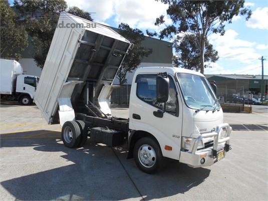 2012 Hino 300 Series 616 IFS - Trucks for Sale