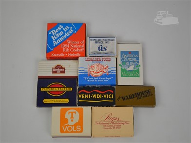 10 Various Vintage Matchboxes Other Items For Sale 1