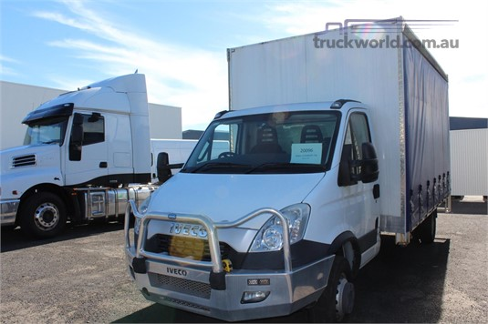 2012 Iveco Daily 50C15 - Trucks for Sale