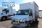2012 Iveco Daily 50C15 Tautliner / Curtainsider