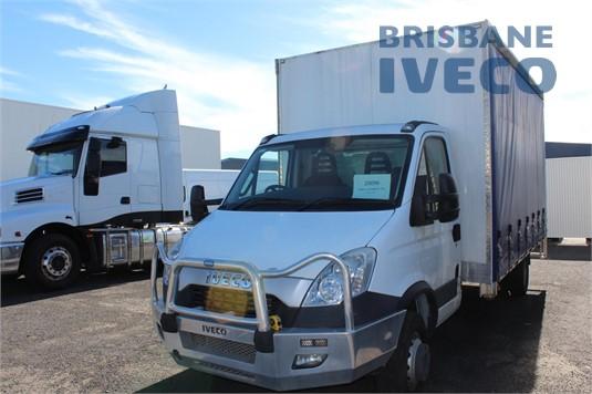2012 Iveco Daily 50C15 Iveco Trucks Brisbane - Trucks for Sale
