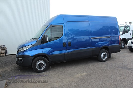 2015 Iveco Daily 45C18 - Trucks for Sale