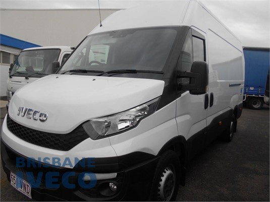 2015 Iveco Daily 35s17 Iveco Trucks Brisbane - Light Commercial for Sale