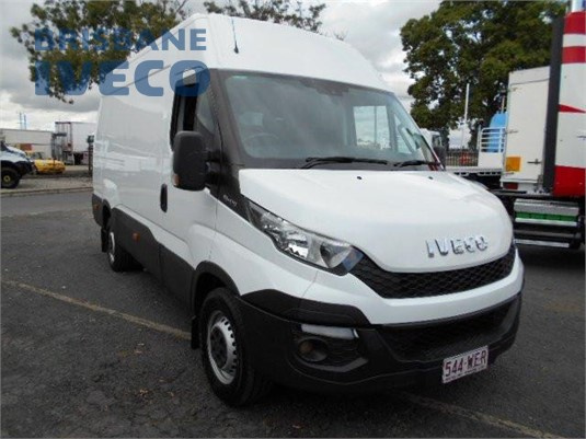 0 Iveco Daily 35s17 Iveco Trucks Brisbane - Light Commercial for Sale