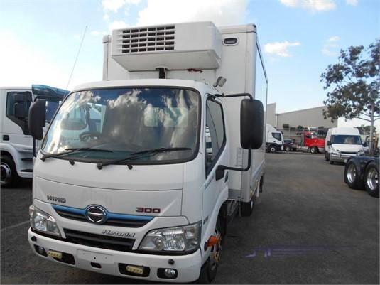 2013 Hino 300 Series 616 Hybrid Trucks for Sale
