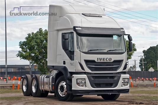 2019 Iveco Stralis AT550 - Trucks for Sale