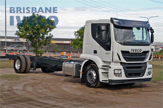 2019 Iveco Stralis ATi360 Iveco Trucks Brisbane - Trucks for Sale