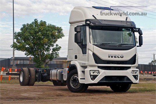 2019 Iveco Eurocargo ML160E28P - Trucks for Sale
