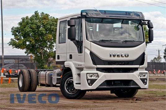 2018 Iveco Eurocargo ML140E25 Iveco Trucks Sales - Trucks for Sale