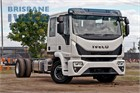 2018 Iveco Eurocargo ML140E25 Cab Chassis